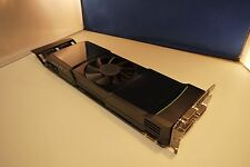 NVIDIA GEFORCE GTX 590 3 GB GDDR5 SDRAM PCI Express x16 Tested Working
