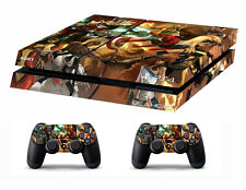 PS4 vinyl Skin Stickers marvels super heroes style for Console & 2 controllers