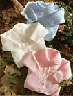 Easy Stitches Baby Cardigan & Sweaters DK 12 - 24