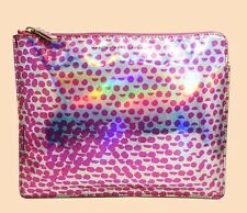 MARC JACOBS MINI Tablet Patent Leather Zip Case Msrp $118 * FREE SHIPPING
