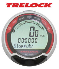 Compteur TRELOCK FC525 Universel velo moto scooter 11 fonctions NEUF