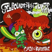 SPELLBOUND VS THE MULLET MONSTER MAFFIA - CLASH OF THE IRRESISTIBLE  CD NEU