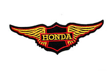 NEW! HONDA Wing Super Bike Motorcycles Sports racing Jacket Shirt Iron on Patch
