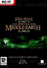 Lord of the Rings Battle for Middle Earth 2 II Collectors Edition PC NEW Sealed