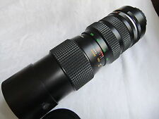 Camera lens SLR 42mm thread 85-210mm f 1:3,8 ELEFOTO No. 542099 loose ..  P17