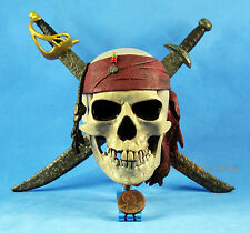 Dekor Modell PIRATES OF THE CARIBBEAN JACK SPARROW Logo Display Ornament A379