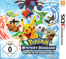 Pokemon Mystery Dungeon: Gates to Infinity (Nintendo 3DS), Very Good Nintendo 3D