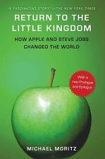 NEW - Return to the Little Kingdom: Steve Jobs and the Creation of Apple