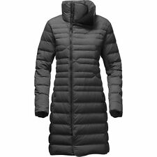 NWT NORTH FACE Far Northern Parka Womens Black 550 Fill Down Long Jacket  L $249