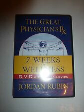 The Great Physician's Rx: 7 weeks of Wellness by Jordan Rubin DVD, B173