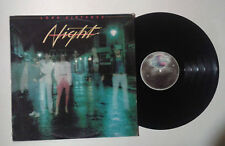 """Long Distance """"Night"""" LP PLANET W 52251 Italy 1980 VG+/VG"""