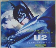 Batman Forever CD's (BOF) U2 1995