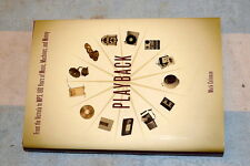 PLAYBACK VICTROLA to MP3 100 YEARS ... MARK COLEMAN HARDCOVER 2003 FIRST EDITION