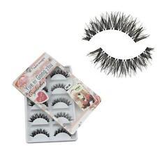 5 Pair/Lot Crisscross False Eyelashes Lashes Voluminous HOT eye lashes HOT