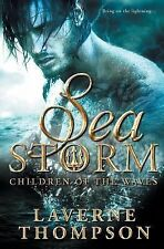 Children of the Waves: Sea Storm : Children of the Waves by LaVerne Thompson...