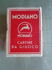 Modiano Napoletane Regional Italian Playing Cards 97/25 300 Vintage 1950's