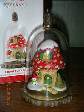 2014 Hallmark Ornament   ~A HOME FOR A GNOME~
