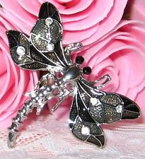 Girls Crystal Rhinestone Brooch new