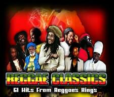 61 REGGAE CLASSICS MIX CD