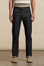 levi strauss vintage LVC 505-0217 1967 jeans double big E tab selvedge 29x34 NEW
