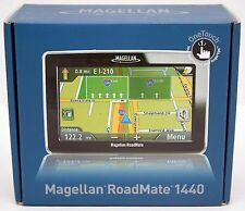 NEW Magellan RoadMate 1440 T Lifetime-Traffic GPS Navigator System USA/Can Maps