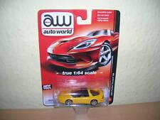 AW auto World 1993 Pontiac Firebird T/A verde Green, 1:64