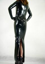 New Metallic Lycra Dress Spandex Suit Catsuit Halloween Party Zentai Costumes