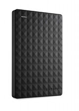 Seagate 2TB Expansion Portable External Hard Drive USB 3.0 STEA2000400 Black New
