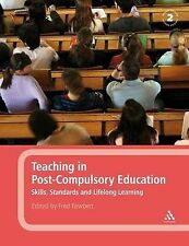 Teaching in Post-compulsory Education: Skills, Standards and Lifelong...