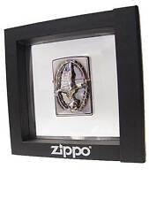Zippo® Eagle and Skull with Frame and Mirror - Limited Edition -  Neu/ New OVP