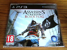 Assassins creed iv (4) black flag promo – PS3 ~ nouveau (full promotionnel jeu)