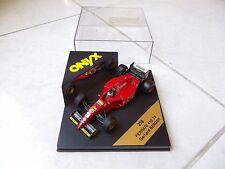 Ferrari 412 T2 Gerhard Berger #28 Onyx 238 1/43 1995 F1 Formule 1