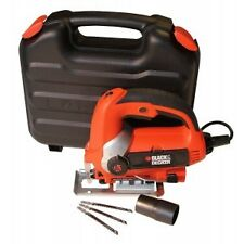 BLACK&DECKER KS900EKX JIGSAW WITH KIT BOX - Trusted Seller - Best Priced