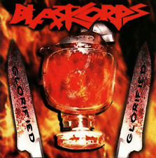 BLASTCORPS - Glorified CD (Forever Underground, 2004)  *OOP dutch Death Metal