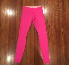 Lululemon Wunder Under Reversible Leggings Pink 4