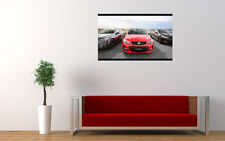 2017 HOLDEN COMMODORE MOTORSPORT EDITION LARGE ART PRINT POSTER PICTURE WALL