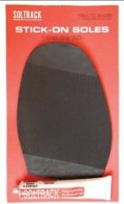 Mens Stick-On Soles. Trim To Shape Sole & Adhesive Tube. Shoe Repairs. Fits Most