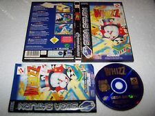 Whizz-Sega Saturn-uk pal-vg cond-coffret & complet