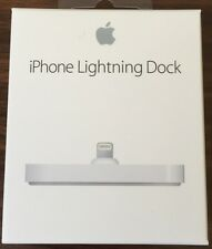 GENUINE APPLE iPhone Lightning Dock for Iphone 5 5G 5S 5C iPhone 6 iPhone 6 Plus