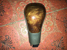 Volvo S70 V70 C70 850 S40 Light Wood Automatic Shift Knob Shifter Good Button