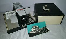 Bell & Howell Vintage Slide Projector Project or View 500  orig. owners manual