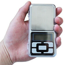 Hot Pocket Digital Scales Jewelry Gold Herb Balance Weight Gram LCD 2015