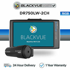 NEW Blackvue DR750LW 16GB DVR Front & Rear Car Dash Camera With Wifi Full HD