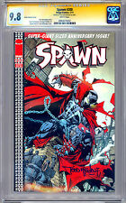 SPAWN #200 CGC-SS 9.8 *FINCH VARIANT* MCFARLANE SIGNED 200TH ANNIV ISSUE 2011