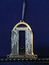 NEW IN BOX DISCONTINUED 2011 ANNUAL COLLECTIBLE NOTRE DAME CHRISTMAS ORNAMENT