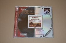 Mahler - Symphony No.9 / Haitink / Philips 50 Great Rec. 2001 / 24-Bit / 2CD Rar