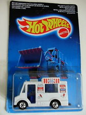Hot Wheels 1987 *Good Humor Truck* Ice Cream Truck  Unpunched Long-card !