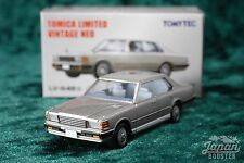 [TOMICA LIMITED VINTAGE NEO LV-N46a 1/64] NISSAN GLORIA HT 200 TURBO BROUGHAM SV