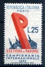 FIERA DI PADOVA   1952 - NUOVO **