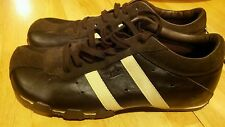 diesel Brown sneakers men size 8